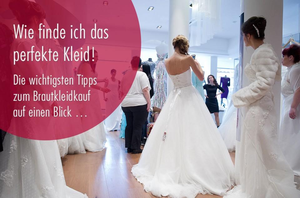 10 Tipps zum Brautkleid-Kauf