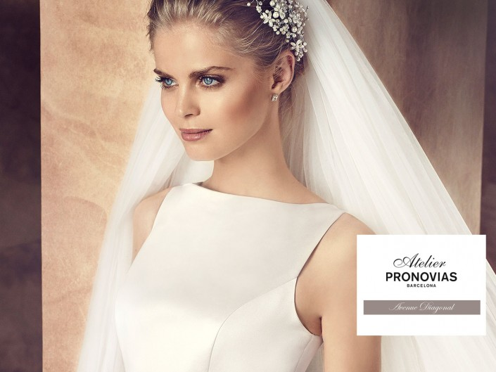 atelier pronovias & avenue diagonal