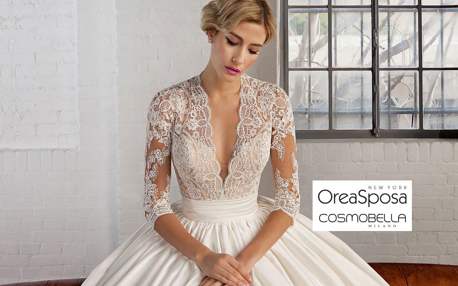 cosmobella - oreasposa - Abendkleider - Brautkleider Kollektionen ...