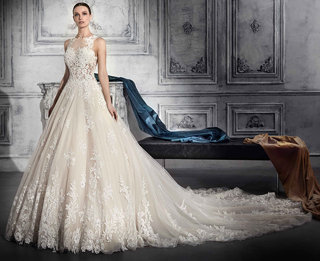 Brautkleid-Trends 2018: Das ist diese Saison angesagt ...